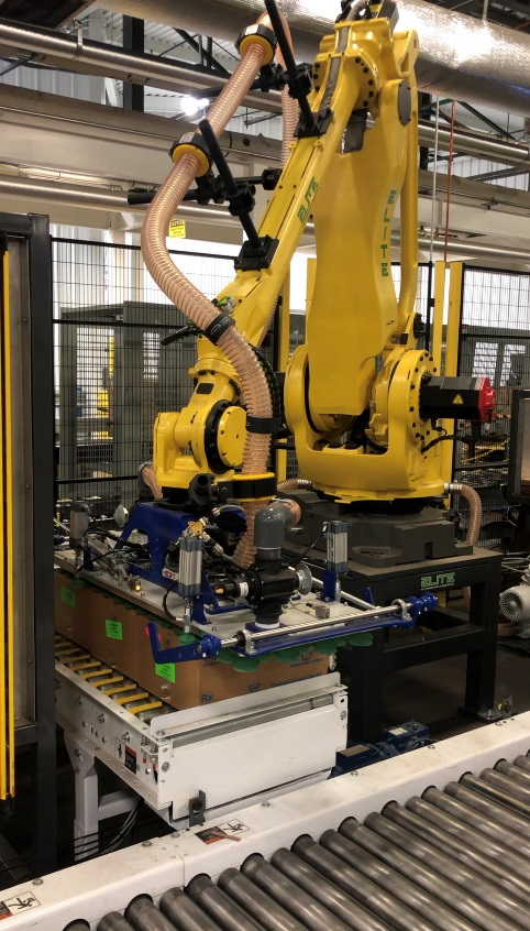 Robotic Preventive Maintenance